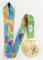 Kyrie Irving Signed Rio 2016 Olympic Games Gold Medal (PSA COA) at PristineAuction.com
