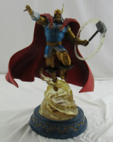 "Marvel ""Thor"" Diamond Select Milestones Armored Resin Statue Figurine at PristineAuction.com"