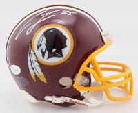 Chris Thompson Signed Redskins Mini Helmet (JSA COA) (See Description) at PristineAuction.com