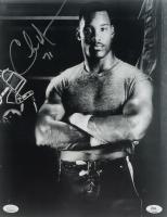 Charles Mann Signed Redskins 11x14 Photo (JSA COA) at PristineAuction.com