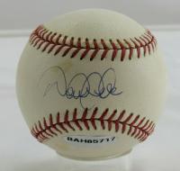 Derek Jeter Signed OML Baseball (Steiner COA, MLB Hologram & UDA Hologram) (See Description) at PristineAuction.com