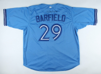 Jesse Barfield Signed Jersey (JSA COA) (See Description) at PristineAuction.com