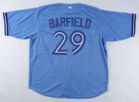 Jesse Barfield Signed Jersey (JSA COA) at PristineAuction.com