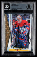Patrick Roy Signed 1994-95 SP #59 (BGS Encapsulated) at PristineAuction.com