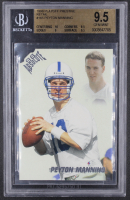 Peyton Manning 1998 Playoff Prestige Retail #165 RC (BGS 9.5) at PristineAuction.com