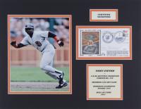 Tony Gwynn Signed Padres 14x18 Custom Matted Envelope Display (JSA COA) at PristineAuction.com