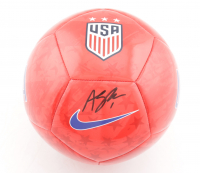 Alyssa Naeher Signed Team USA Soccer Ball (JSA Hologram) at PristineAuction.com