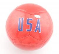 Alyssa Naeher Signed Team USA Soccer Ball (JSA Hologram) at PristineAuction.com