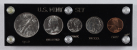 1936 United States Mint Coin Set with (5) Coins at PristineAuction.com