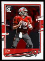 Tom Brady 2020 Donruss Optic #92 at PristineAuction.com