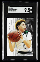 LaMelo Ball 2018 Leaf Special Release Premier Rookie #PR48 (SGC 9.5) at PristineAuction.com
