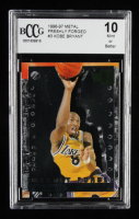 Kobe Bryant 1996-97 Metal Freshly Forged #3 (BCCG 10) at PristineAuction.com