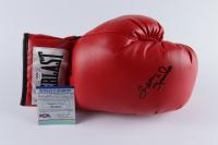 Leon Spinks Signed Everlast Boxing Glove (PSA COA) at PristineAuction.com