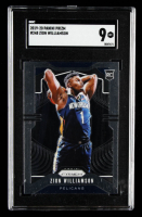 Zion Williamson 2019-20 Panini Prizm #248 RC (SGC 9) at PristineAuction.com