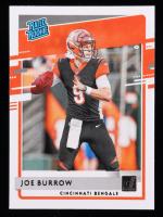 Joe Burrow 2020 Donruss #301 RR RC at PristineAuction.com