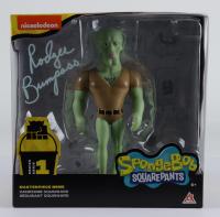 "Rodger Bumpass Signed ""Handsome Squidward"" Spongebob Squarepants Masterpiece Meme Collectible Figure (PSA COA) at PristineAuction.com"