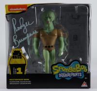 """Rodger Bumpass Signed """"Handsome Squidward"""" Spongebob Squarepants Masterpiece Meme Collectible Figure (PSA COA) (See Description) at PristineAuction.com"""