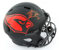 "Jake Plummer Signed Cardinals Eclipse Alternate Full-Size Speed Helmet Inscribed ""Snake"" (Beckett Hologram) at PristineAuction.com"
