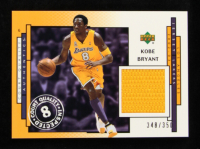 Kobe Bryant 2002-03 UD Authentics Court Quality #KBQ #348/350 at PristineAuction.com