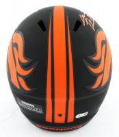Jake Plummer Signed Broncos Full-Size Eclipse Alternate Speed Helmet (Beckett Hologram) at PristineAuction.com