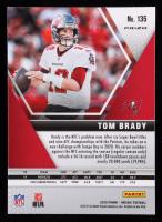 Tom Brady 2020 Panini Mosaic Mosaic Green #135 at PristineAuction.com