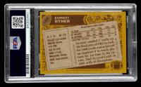 Earnest Byner Signed 1986 Topps #189 RC (PSA Encapsulated) at PristineAuction.com