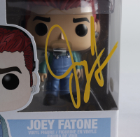 Joey Fatone Signed NSYNC #114 Funko Pop! Vinyl Figure (JSA COA) at PristineAuction.com
