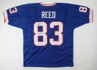"Andre Reed Signed Jersey Inscribed ""Bills Mafia"" (JSA COA) at PristineAuction.com"