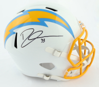 Derwin James Signed Chargers Full-Size Speed Helmet (Beckett Hologram) at PristineAuction.com