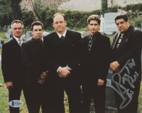 "Vincent Pastore Signed ""The Sopranos"" 8x10 Photo (JSA COA) at PristineAuction.com"