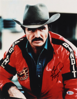 "Burt Reynolds Signed ""Smokey and the Bandit"" 11x14 Photo (Beckett COA) at PristineAuction.com"
