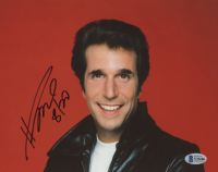 """Henry Wrinkler Signed """"Happy Days"""" 8x10 Photo (Beckett COA) at PristineAuction.com"""