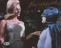 "Nancy Kovack Signed ""Batman"" 8x10 Photo (Beckett COA) at PristineAuction.com"
