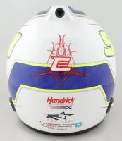 Chase Elliott Signed NASCAR NAPA 2020 Cup Series Champion Full-Size Helmet (Elliott COA & PA COA) at PristineAuction.com