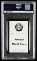 Cristiano Ronaldo 2004 UK Traditions Football World Stars RC (PSA 10) at PristineAuction.com