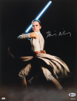 "Daisy Ridley Signed ""Star Wars"" 11x14 Photo (Beckett COA) at PristineAuction.com"
