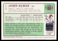 John Elway 2001 Topps Archives Reserve Jerseys #ARRJE at PristineAuction.com