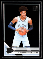 Ja Morant 2019-20 Clearly Donruss #52 RR RC at PristineAuction.com