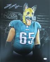 Lane Johnson Signed Eagles 16x20 Photo (JSA COA) at PristineAuction.com