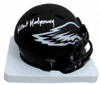 Wilbert Montgomery Signed Eagles Eclipse Alternate Speed Mini-Helmet (JSA COA) at PristineAuction.com