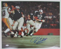 "John Cappelletti Signed Penn State Nittany Lions 16x20 Photo Inscribed ""'73 Heisman"" (JSA Hologram) at PristineAuction.com"