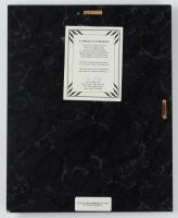 "William Shatner & Leonard Nimoy Signed LE ""Star Trek"" 12x15 Custom Framed Plaque (Beckett LOA) at PristineAuction.com"