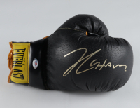 Julio Cesar Chavez Signed Vintage Everlast Boxing Glove (PSA COA) (See Description) at PristineAuction.com