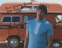 "Jon Gries Signed ""Napoleon Dynamite"" 8x10 Photo Inscribed ""Your Granma Broke Her Cocyx - Rico"" (Beckett COA) (See Description) at PristineAuction.com"
