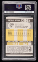 Michael Jordan 1990-91 Fleer #26 (PSA 9) at PristineAuction.com