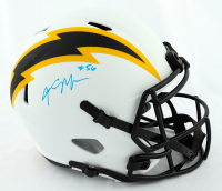Kenneth Murray Signed Chargers Speed Full Size Helmet (Beckett Hologram) at PristineAuction.com
