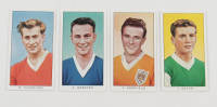 """1961 Kellogg's """"Soccer Stars"""" Complete Set of (12) Cards with Bobby Charlton #3, Jimmy Greaves #6 at PristineAuction.com"""