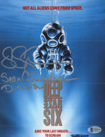 "Sean S. Cunningham Signed ""DeepStar Six"" 8x10 Photo Inscribed ""Sean Cunningham"" & ""Director"" (Beckett COA) at PristineAuction.com"
