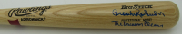 "Brooks Robinson Signed Rawlings Adirondack Baseball Bat Inscribed ""The Vacuum Cleaner"" (JSA COA) at PristineAuction.com"