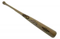 Ronald Acuna Jr. Signed Rawlings Baseball Bat (JSA COA) at PristineAuction.com